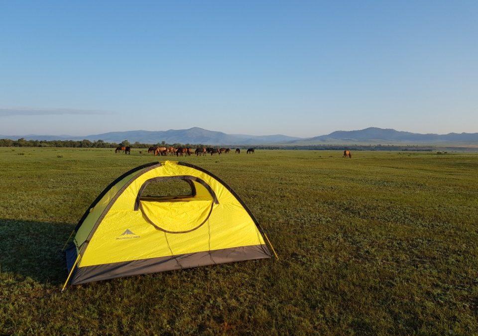 결로 적은 싱글월 텐트를 알아보자 – 2